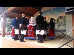 Su Dillu gruppo folk Texile Aritzo - YouTube