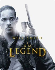 I Am Legend - Premium Collection Steelbook   UV Big budget thriller based on the novel by Richard Matheson. Robert Neville (Will Smith) is a brilliant scientist but even he could not contain the terrible virus that was unstoppable incurable and man http://www.MightGet.com/january-2017-12/i-am-legend--premium-collection-steelbook- -uv.asp
