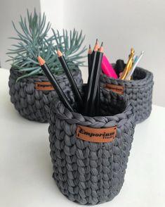 My Crochet Dream Crochet Diy, Crochet Motifs, Crochet Home Decor, Crochet Round, Crochet Gifts, Crochet Patterns, Crochet Storage, Crochet Basket Pattern, Knit Basket