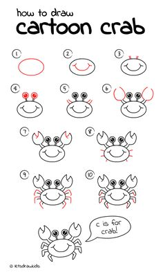 163 Best Draw Fish Sea Animals Images Learn To Draw Step By Step