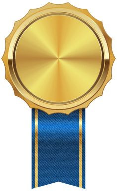 This high quality free PNG image without any background is about medal, gold medal, bronze medal, silvermedal and award. Ribbon Clipart, Ribbon Png, Blue Ribbon, Ribbons, Gold Medal Wallpaper, Certificate Background, Trophies And Medals, Certificate Design Template, Banner Background Images