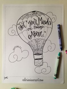 Scripture Coloring Pages $$