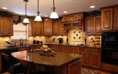 Wow. My dream kitchen