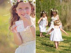 Summer Wedding Styling Ideas | Polka Dot Bride