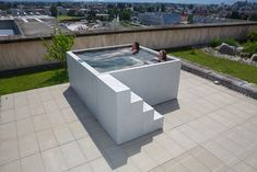 Outdoors Discover Concrete Whirlpool by Dade Design AG concrete works Beton Small Swimming Pools Small Backyard Pools Small Pools Villa Design Design Hotel Ideas Cabaña Piscine Diy Beton Design Concrete Design Small Swimming Pools, Small Backyard Pools, Small Pools, Swimming Pools Backyard, Piscine Diy, Kleiner Pool Design, Beton Design, Concrete Design, Concrete Sink