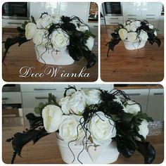 Kompozycja kwiatowa,stroik,florystyka,dekoracyjna