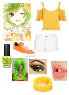 """""""Gums fashion set #2"""" by the-vocaloid-crew ❤ liked on Polyvore"""