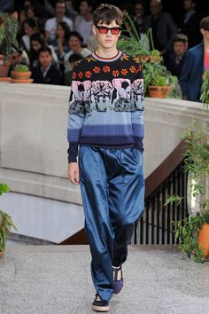 Paul Smith Spring 2015 Menswear Collection Slideshow on Style.com