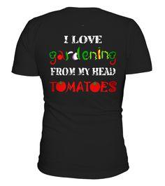 Shirt [LIMITED EDITION] GARDENING SOUL back  Funny Garden T-shirt, Best Garden T-shirt
