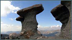 Bucegi Mountains - Babele (The old women) - Romania