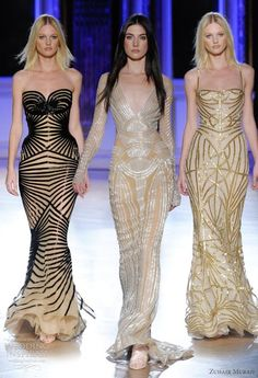 zuhair murad spring summer 2012 couture