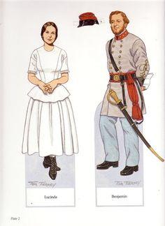 American Family of the Confederacy - slliver20002001@y socialstudy - Picasa Web Albums