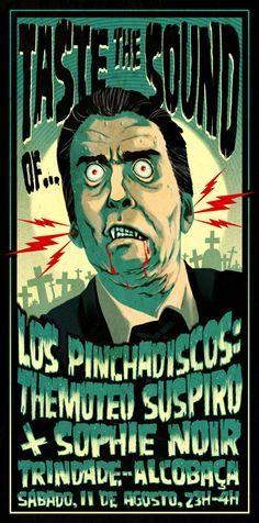 halloween vampire poster - Google Search