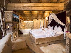 Chalet-Lodge Bischoferalm Alpbach  - Honeymoonsuite