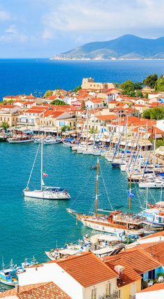 Samos Greece distinguishes itself from others because of its beautiful beaches…