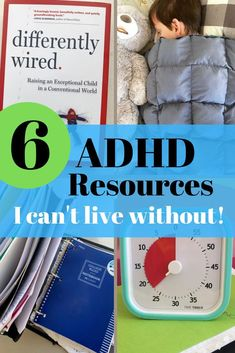 Our Favorite ADHD Resources ADHD parenting takes stamina, patience, and so much understanding. I love sharing what is working for us right now and these [. Adhd Odd, Adhd And Autism, Autism Education, Physical Education, Special Education, Kind Und Kegel, Adhd Help, Adhd Diet, Adhd Brain