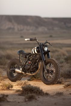 Yamaha TW125 by Dumbador.