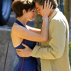Anne Hathaway and Jim Sturgess (One Day)