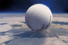 BUNGIE'SDESTINY TUESDAY, FEBRUARY 19, 2013 AT 7:10PM Some of my work for Bungie's upcoming game. Its gonna be good!