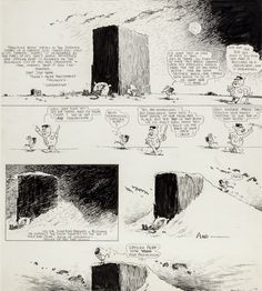 George Herriman Krazy Kat Sunday Comic Strip Original Art dated | LotID #99017 | Heritage Auctions
