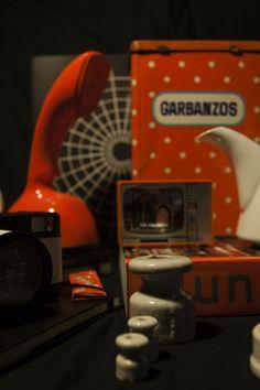 """""""cosas cotidianas"""" convertidas en objetos fotografiados. lacholepa.com"""