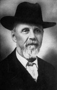 Andrew Taylor Still (1828-1917) Dr. Still is considered as the father of osteopathy.  From Missouri.