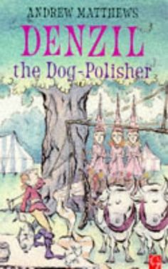 Denzil the Dog-polisher on TheBookSeekers.