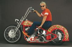 Arlen Ness is one of the best-known builders in the world of custom motorcycles