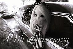 """Pullip 10th anniversary thanks ♥ fair """"Ally"""""""