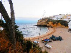 Praia do Carvoeiro - Portugal