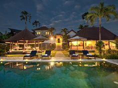 Canggu luxury holiday rental, Rice Field View House | Amazing Accom Bali Luxury Villas, Canggu Bali, Luxury Holidays, Mansions, House Styles, Outdoor Decor, Home Decor, Bedrooms, Amazing
