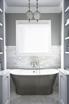 #bathroom #banheiro #luminaria #decor