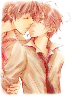 Spain & Romano | Hetalia #anime #shounen-ai #BL