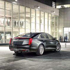 The all-new #Cadillac #XTS