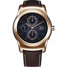 Here is a piece of Luxury for you. LG Watch Urbane Smart watch (Android and iOS compatible)