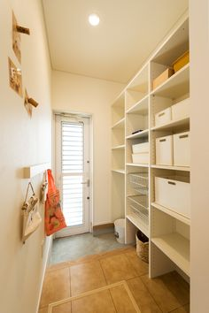 Japan Design, Pantry, Home Goods, Bookcase, Shelves, Storage, Interior, Kitchen, Room