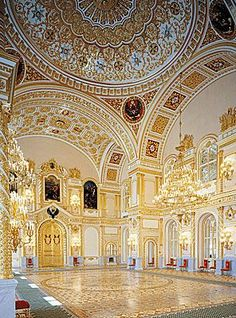 "Inside ""The Winter Palace"", St Petersburg, Russia  dreierdesigngroup..."