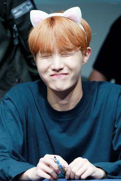 J Hope BTS - Fansign