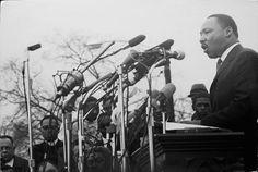 Martin Luther King Jr. by Dennis Hopper