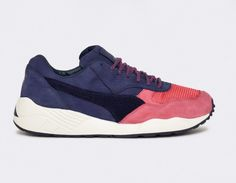 #BWGH x #PUMA XS-698 Patriot Blue #sneakers