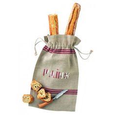 Kit sac à pain http://www.boutiquemarieclaire.com/catalogue/loisir-creatif/broderie/kit-sac-a-pain.html