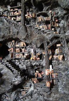 Die Katakomben von Buchhaim