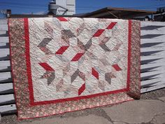 THE QUILT BARN: April 2012