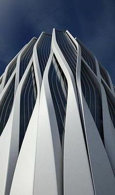 Zaha Hadid ~ Central Bank, Iraq