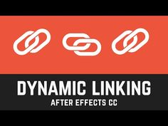 T019 Dynamic Object Linking in After Effects - YouTube