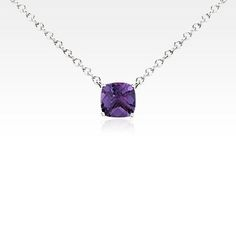 Gemstone Pendants & Statement Necklaces   Blue Nile