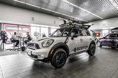 Lifted_Countryman_Schomp_2 New Mini Countryman, Cooper Countryman, Mini Cooper Custom, Mini Cooper S, Mini 4x4, Mini Cabrio, Mini Crossover, Mini Paceman, Mini Morris