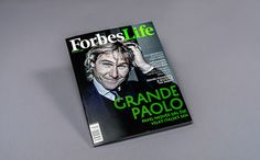 Forbes Life - special issue — Editorial design