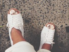 Adidas Metal Toe Rose