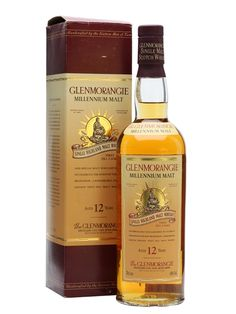 Glenmorangie Millennium 12 Year Old Scotch Whisky : The Whisky Exchange